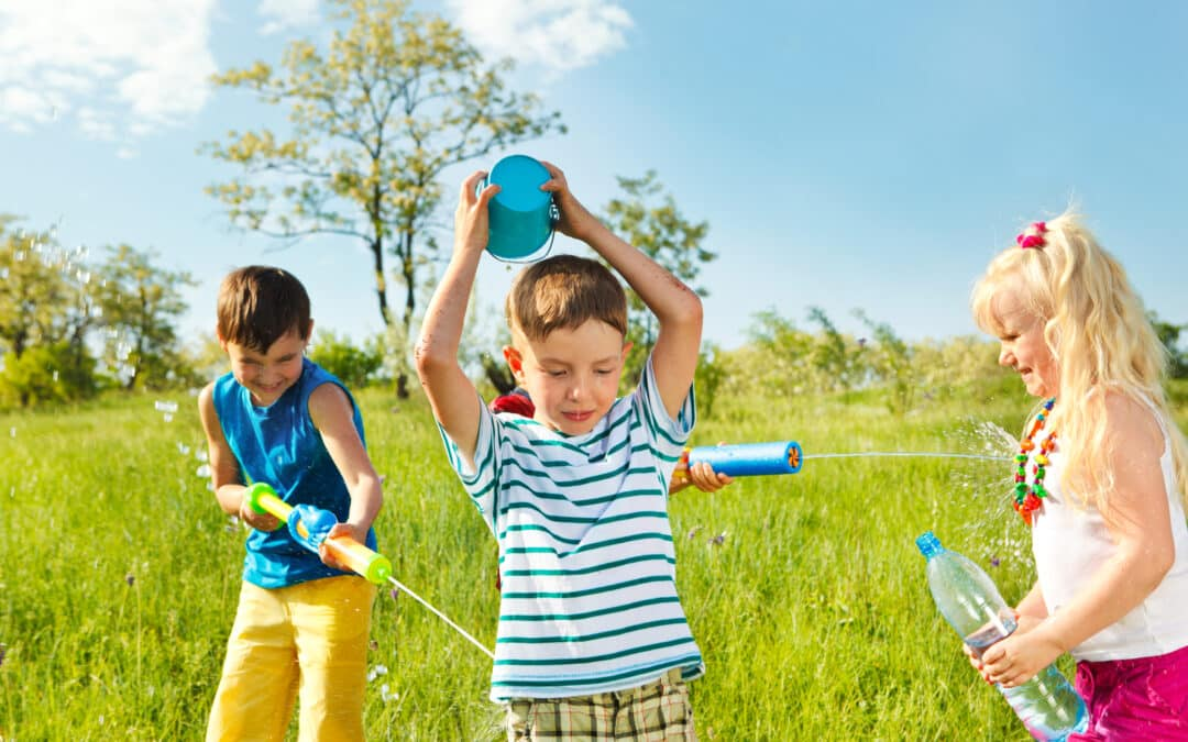 Water Guns That Deliver On Summer Fun